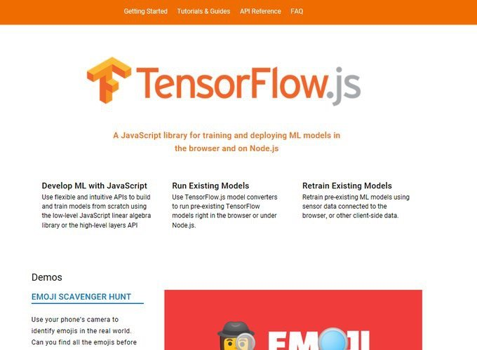 Fun with TensorFlow? You need to know this 30 feature - the